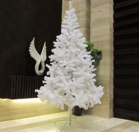 Arbol de navidad blanco amazon decoraci n navidad pinterest rboles de navidad blancos Arbol navideno blanco decorado