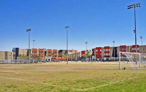 South Region High School #8 - Maywood, CA | Our Projects (SJ Amoroso  Construction, Inc.)