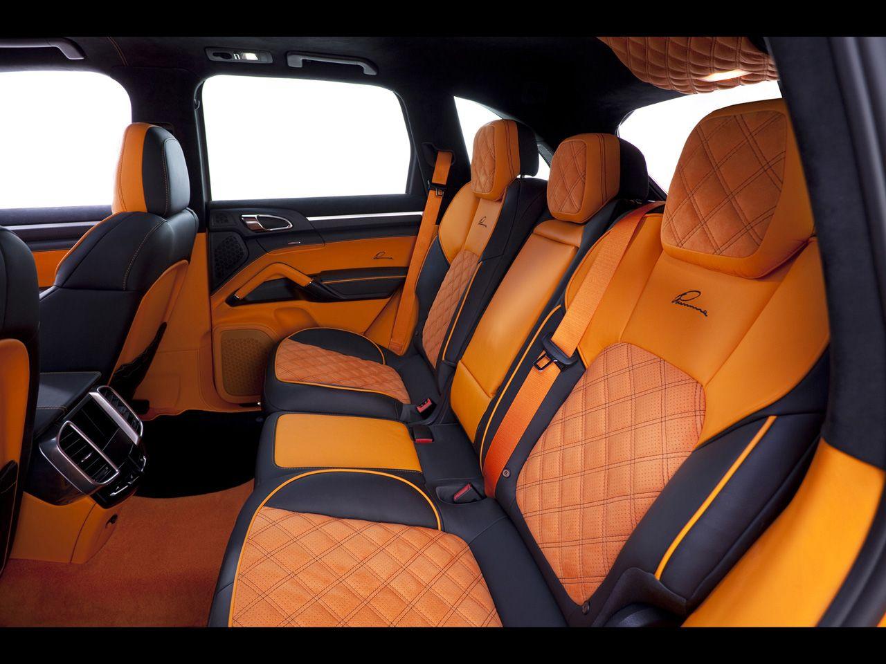 2012 Lumma Design Porsche Cayenne Custom Car Interior Car Interior Upholstery Porsche Cayenne