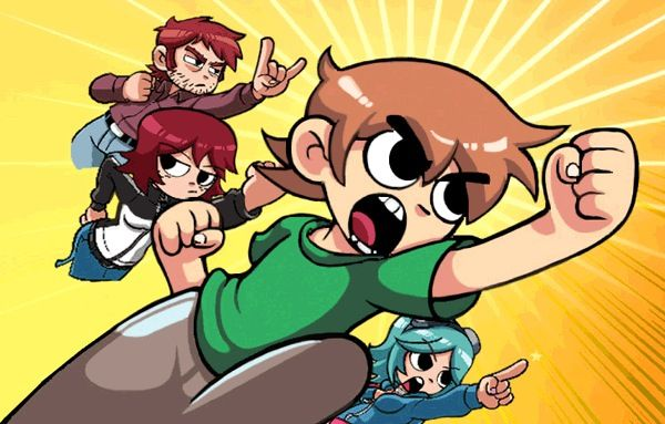 You Won T Know What Hit You In The Slightest Scott Pilgrim Scott Pilgrim Vs The World Scott Pilgrim Comic