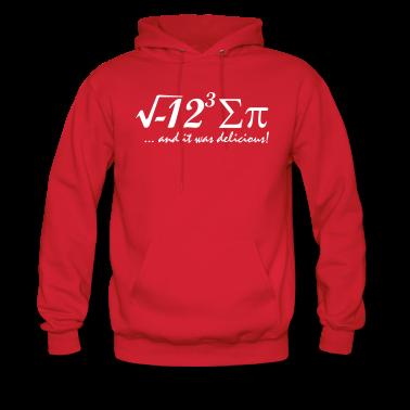 i eight sum pi Hoodie Spreadshirt ID 10587868