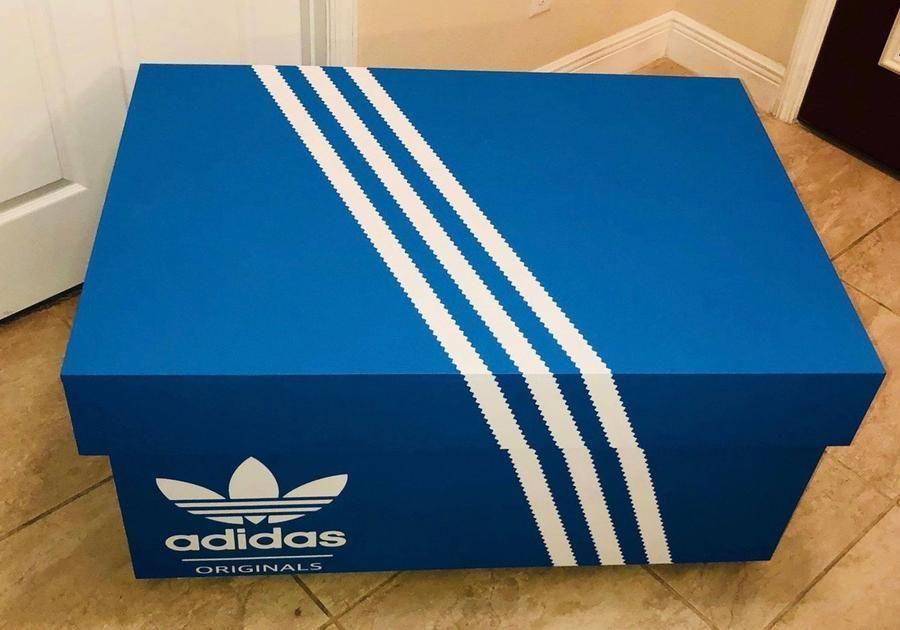 Hvala na pomoći Srdačan Podesivi adidas box