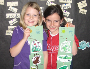 Bring your classroom to life with life cycles and food chains