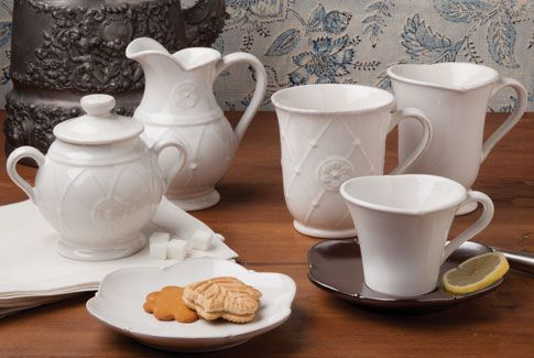 The Casafina Meridian collection offers a wide variety of dinnerware items as well as serving pieces. & Meridian-Stoneware by Casafina | STONEWARE DISHES BY CASAFINA ...
