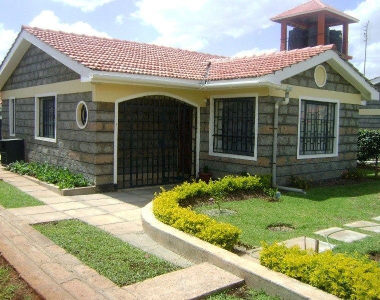 Oasis Park Ii Brick House Designs House Designs In Kenya Bungalow Design