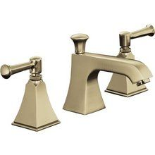 View the Kohler K-454-4S Memoirs Stately Widespread Bathroom Faucet with Ultra-Glide Valve Technology - Includes Metal Pop-Up Drain Assembly at FaucetDirect.com.