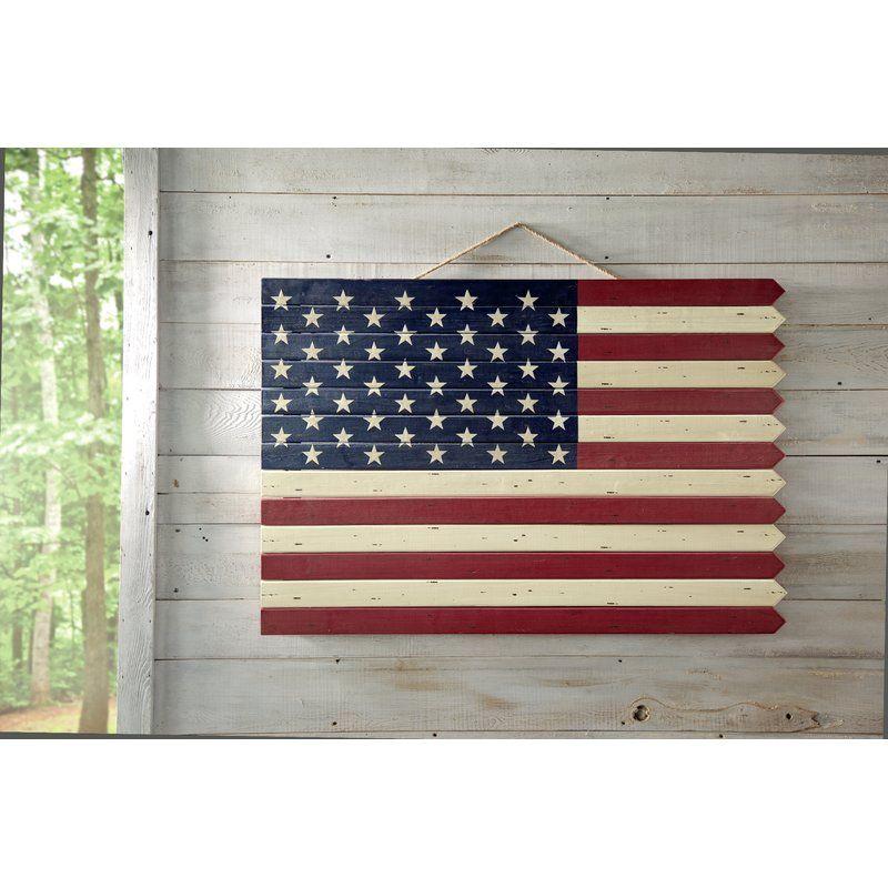 Wooden Americana Flag Wall Decor Flag Wall Decor American Flag Wall Decor American Flag Wood