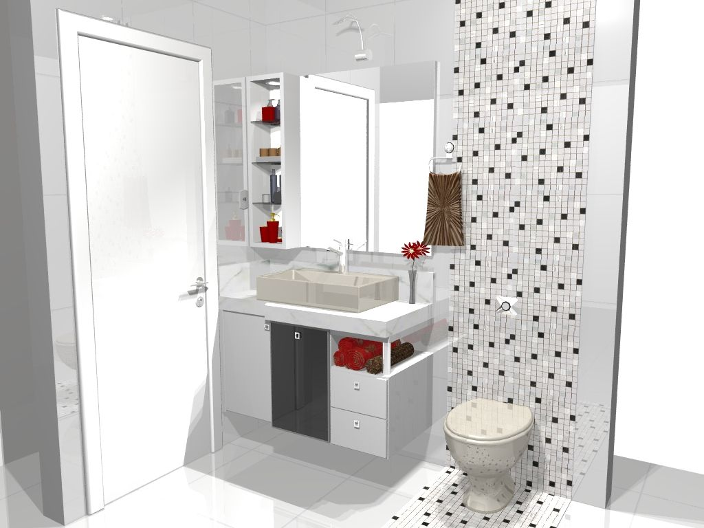 Imagens Banheiro Sob Medida : Para quem procura uma excelente op??o deixar o