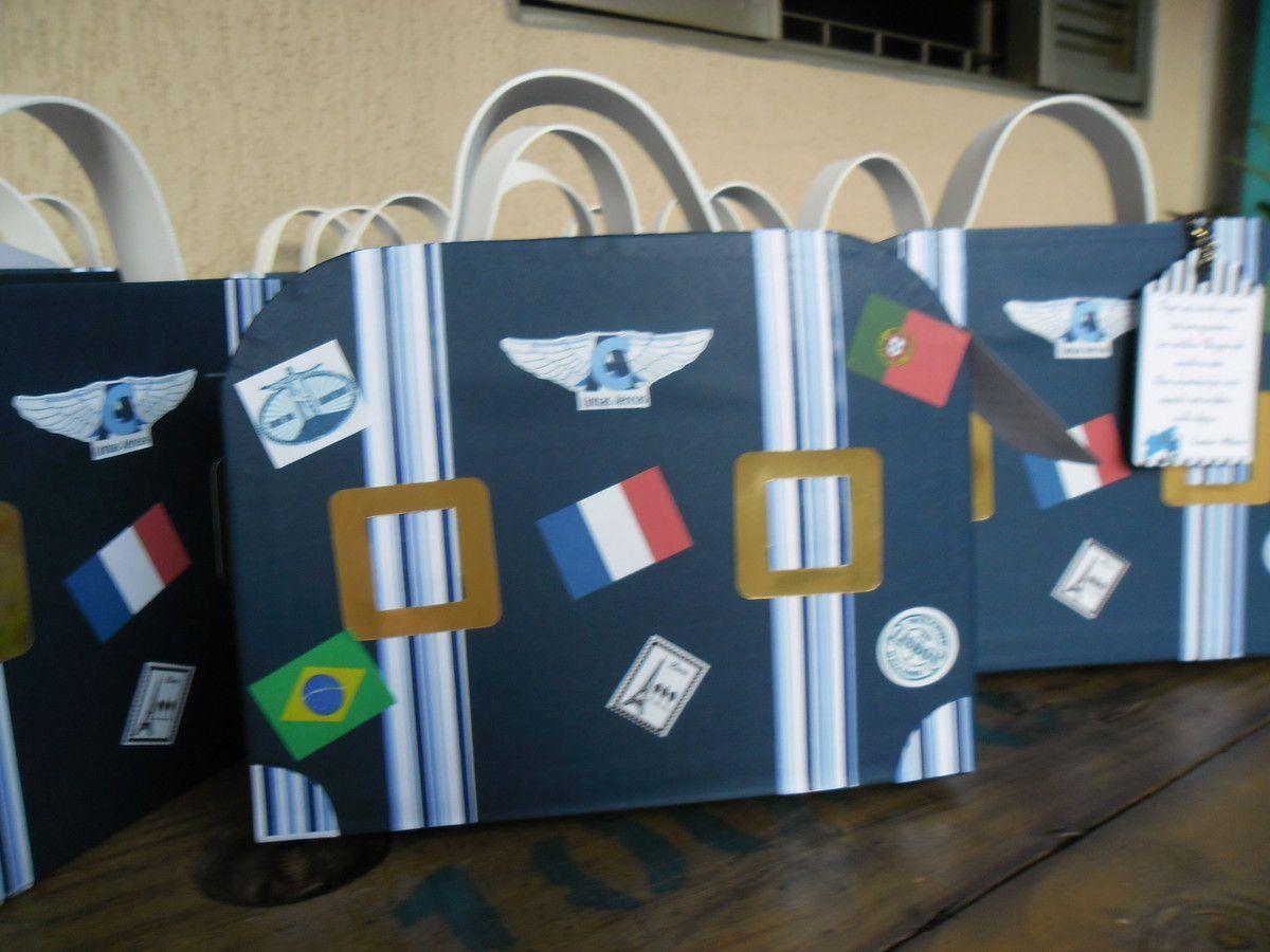 como fazer maletas para lembrancinha - Pesquisa Google