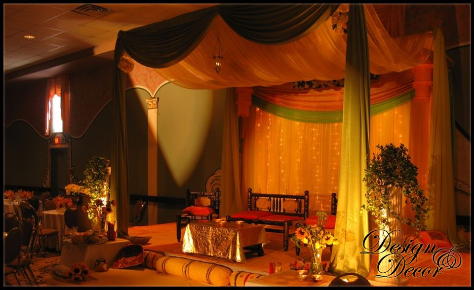 Custom 3d stage made by design decor team mendhi decor custom 3d stage made by design decor team junglespirit Images