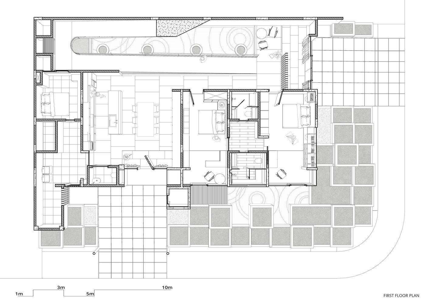 Gallery Of Passive Lab House Rad Ar Research Artistic Design Architecture 38 In 2021 Architecture Design Design Passive Design