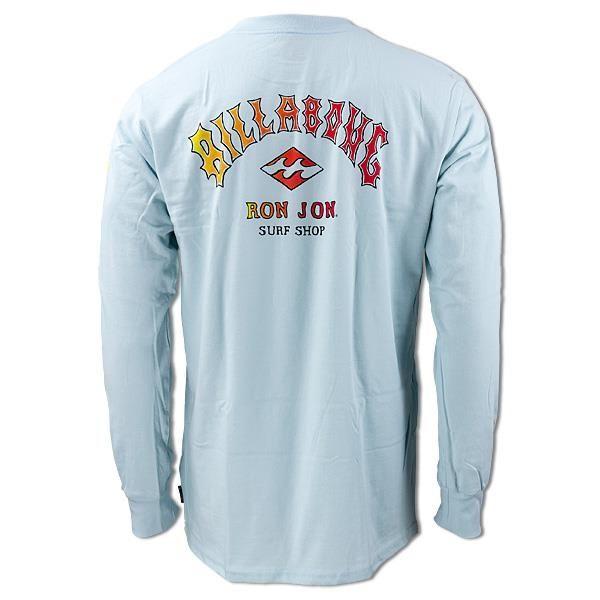 11047811e9 Hurley Ron Jon Premium Long Sleeve Tee - Mens Clothing