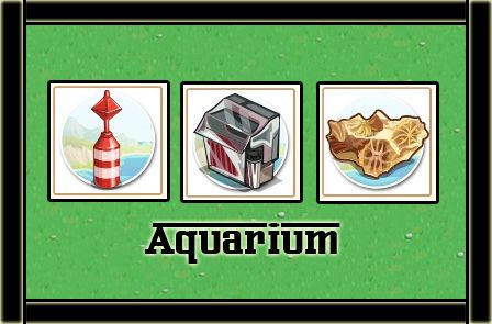 AQUARIUM MATERIALES
