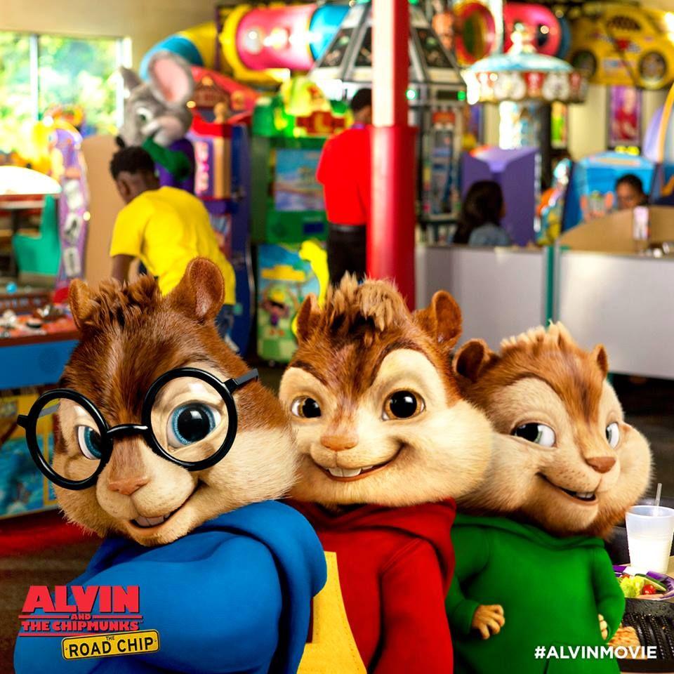 Say Cheeeeese Chipmunks Alvin