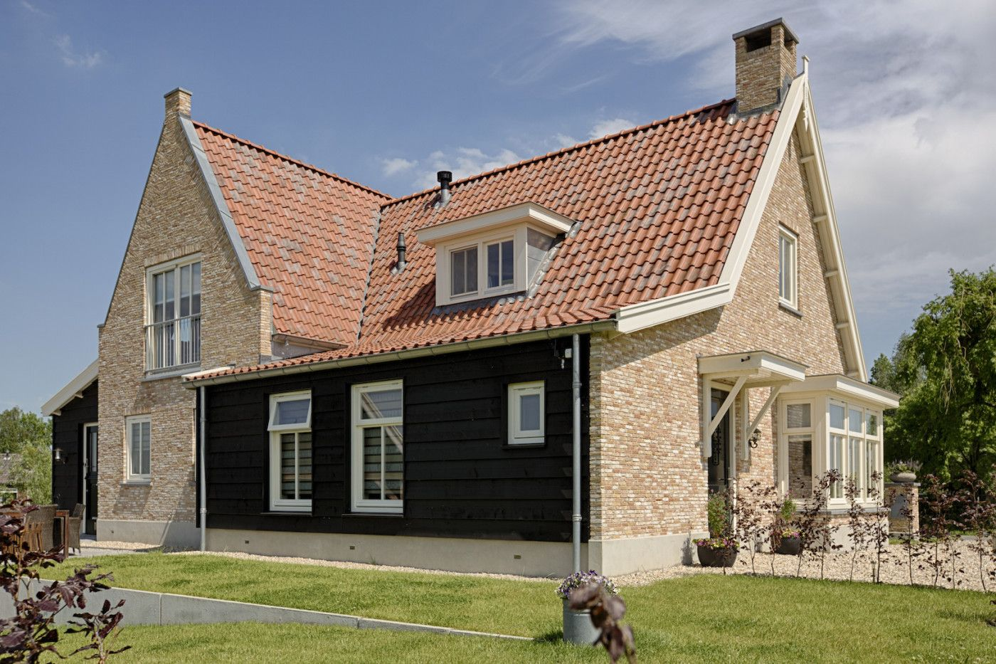 Landelijke woning van der padt & partners architecten