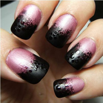 Spanish-Styled Nail Polish