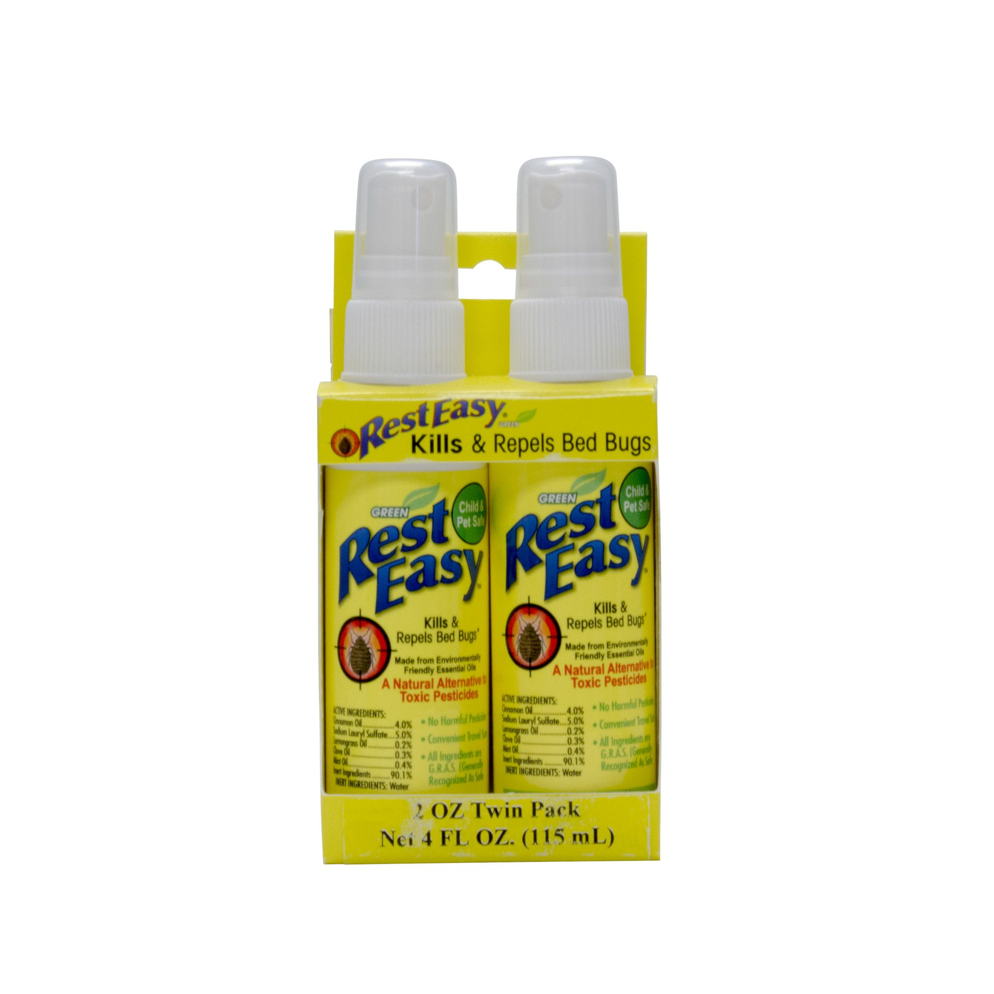 Rest Easy Bed Bug Spray Bed bug spray, Simple bed, Bed bugs