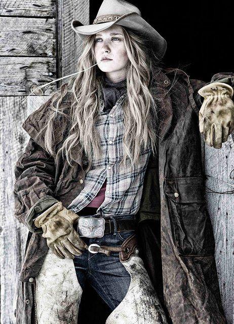 Ivana Teklic #cowboysandcowgirls