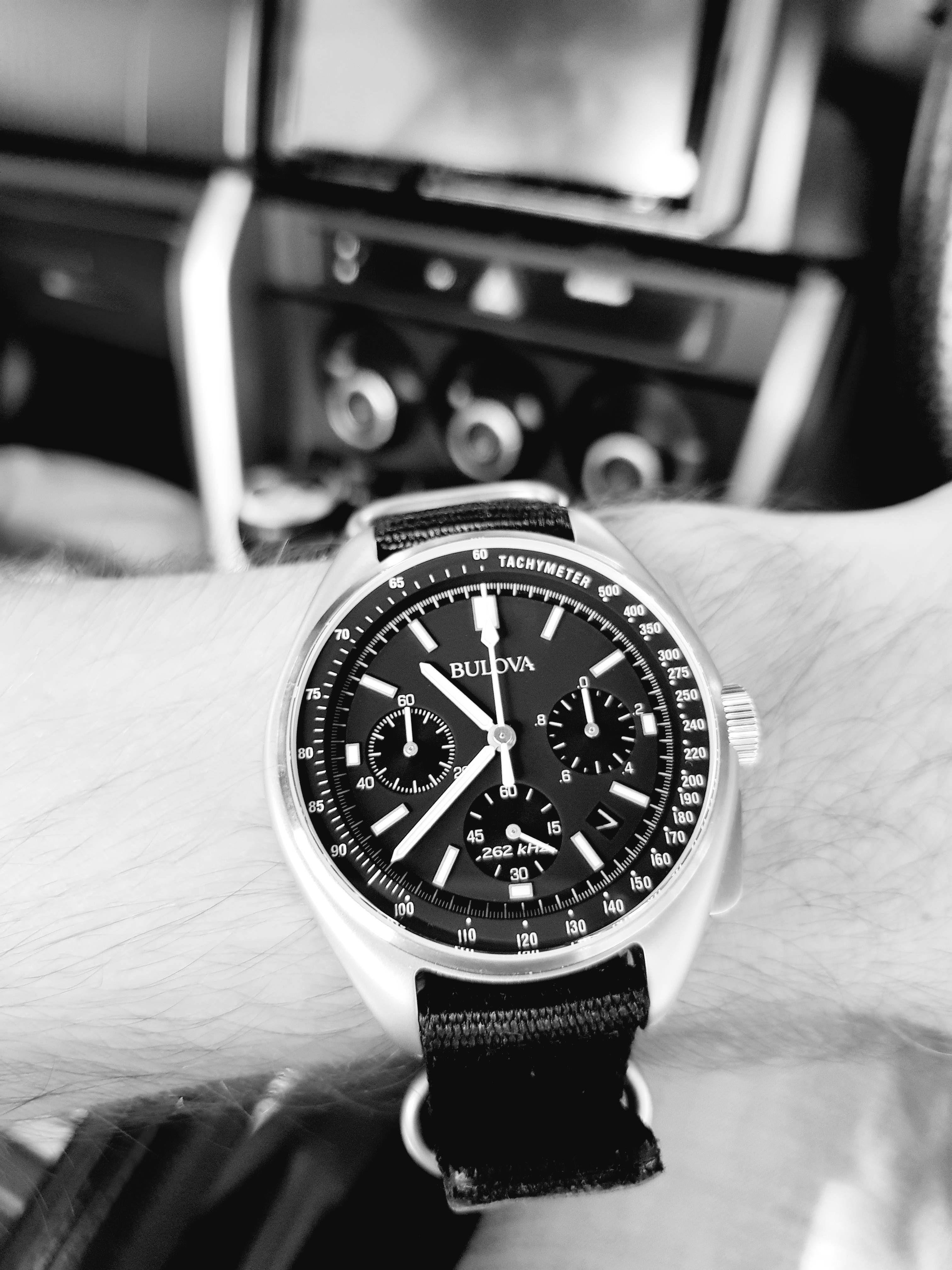 Bulova] Lunar Pilot http://ift.tt/2tBTJ5O | Men\'s Watches ...