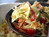 Pasta Primavera with summer squash - recipe