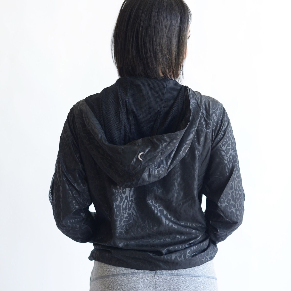 Black Bomber Jacket. Light yet strong. You will barely