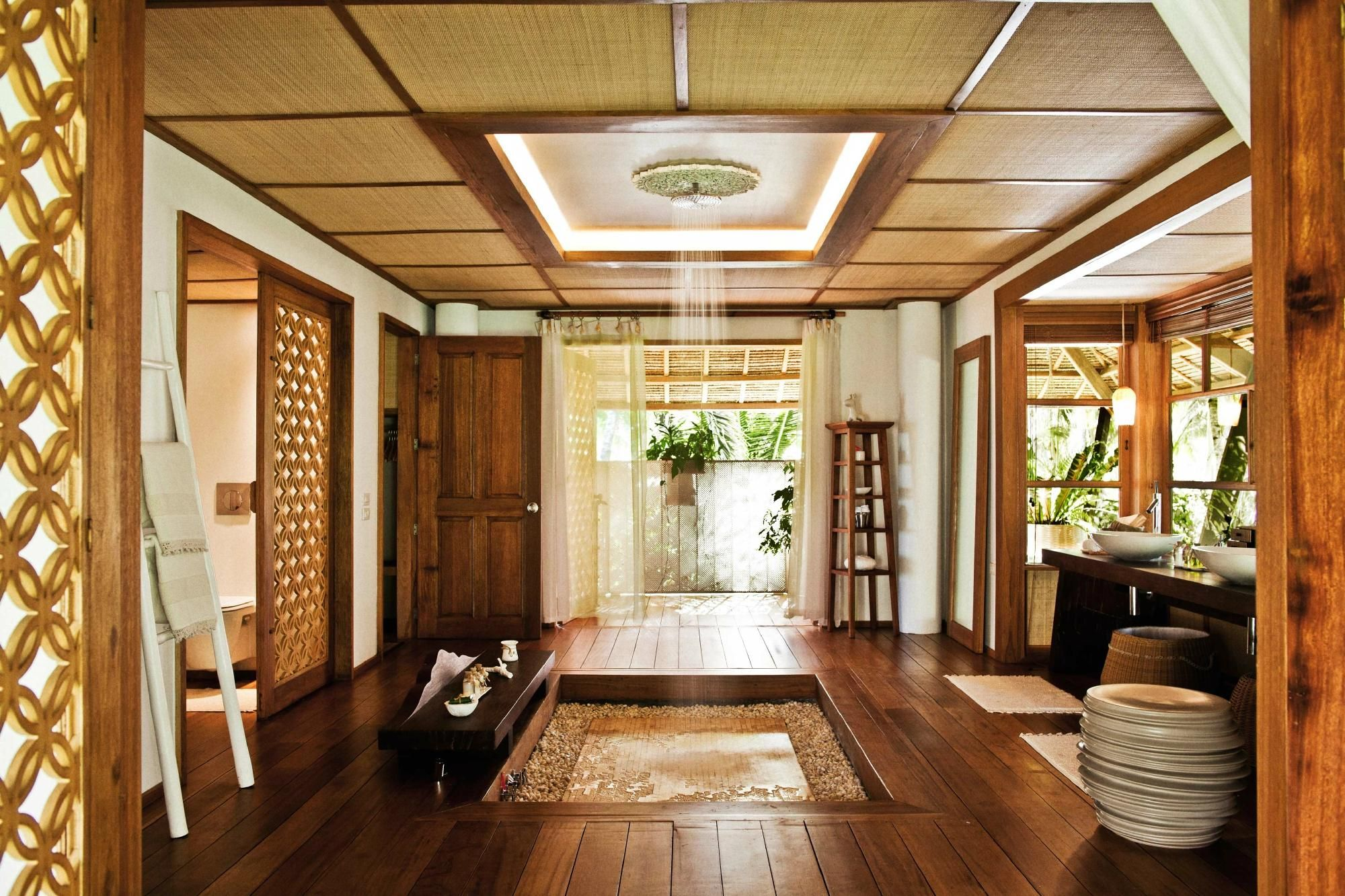 Image result for dedon island the philippines bathroom