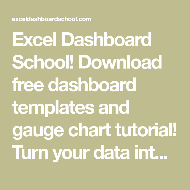 excel dashboard school download free dashboard templates and gauge