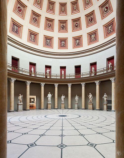 19th Century Neo Classicism Germany Karl Friedrich Schinkel 1781 1841 Altes Museum 1824 8 Berlin Altes Museum Museum Museum Insel