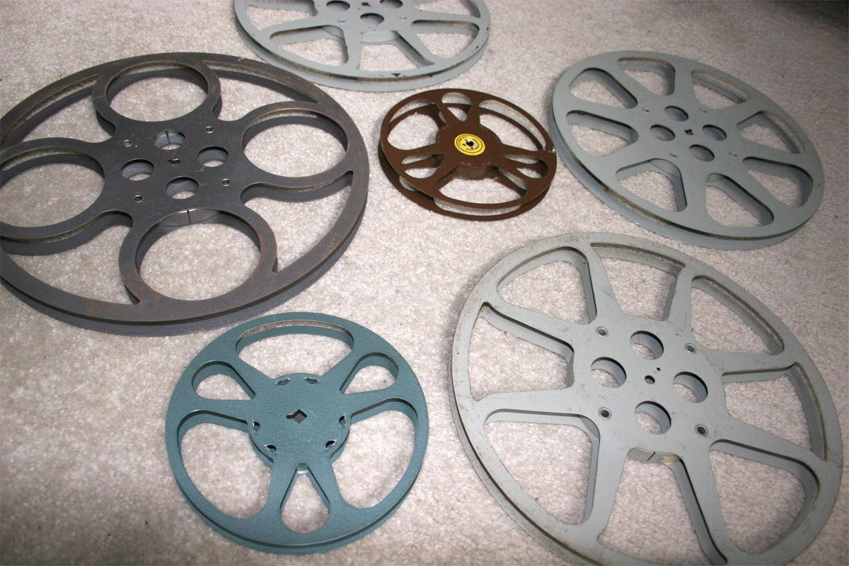 Movie Reel Wall Decor Uh Yeah Decoration Time You Just Gotta