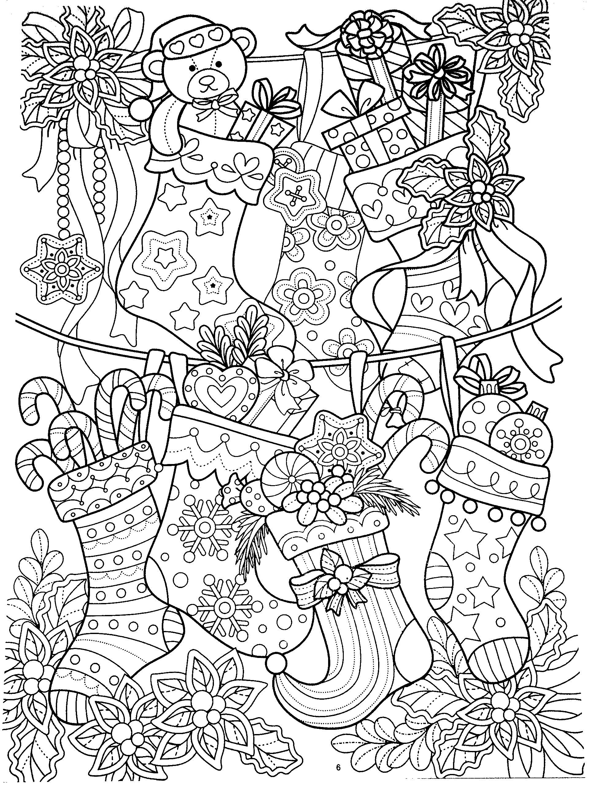 Coloring : Hnyyear Orig Happy New Year Page Years Pages Doodle Art ... | 2558x1919