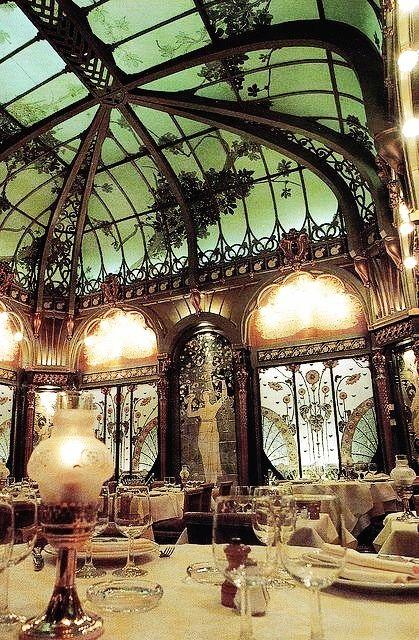 Elysée District, Fermette Marbeuf, Restaurant, 5 Rue Marbeuf, Paris VIII
