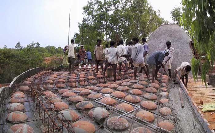 Roof Filler Amp Terracotta Filler Slabs