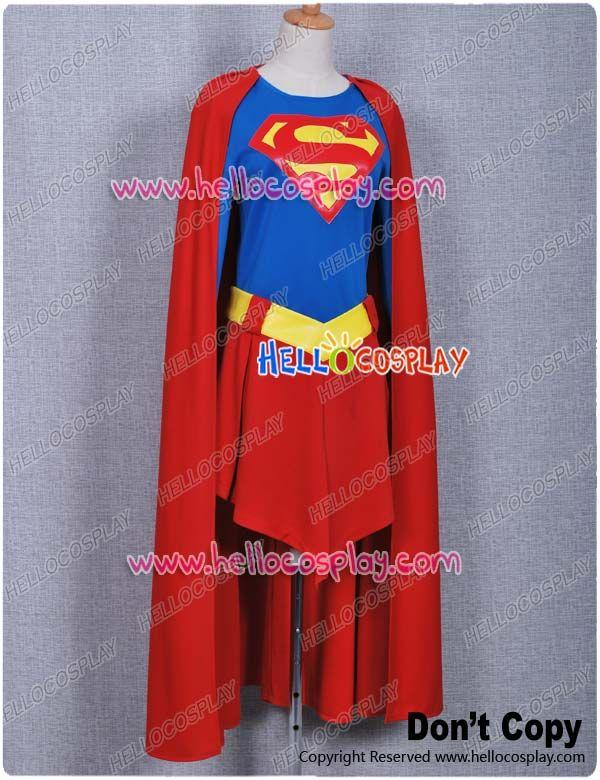 Supergirl Dress Cosplay Costume | Cosplay | Pinterest | Supergirl ...