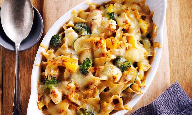 Essayez cette variante fraîche et bon marché de gratin de poulet au brocoli.  | Le Poulet du Québec