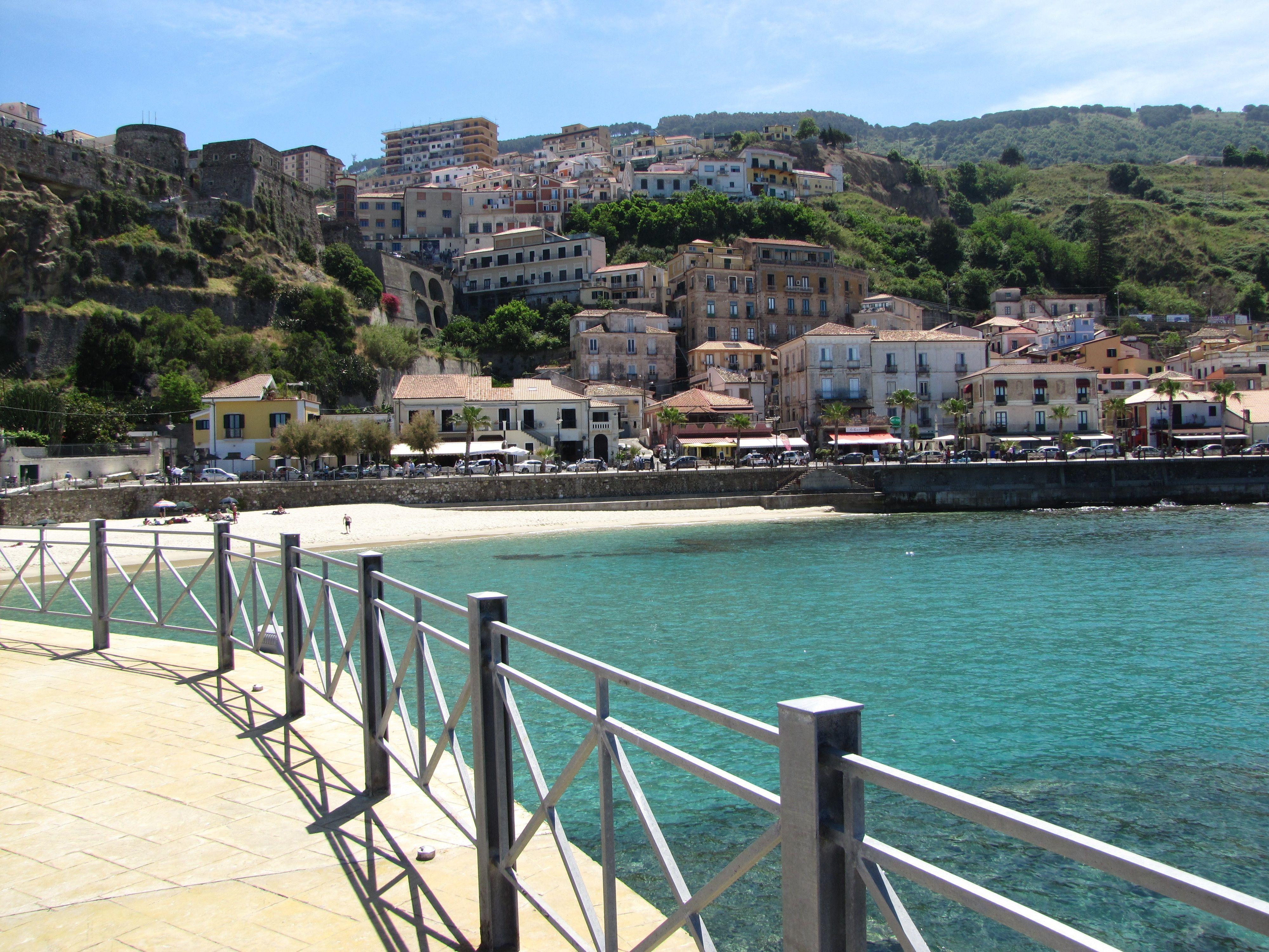 Pizzo Calabria Italy Ristretto Calabria Italy Italia