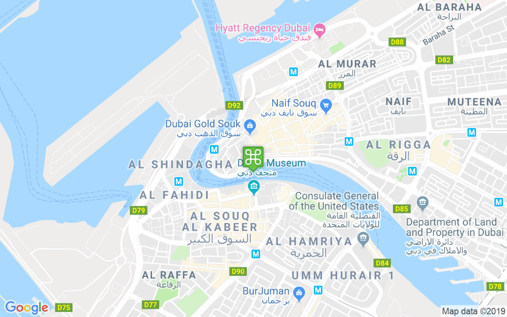 e Souk - Deira Dubai - Location Map, Opening Hours ... Dubai Location Map on