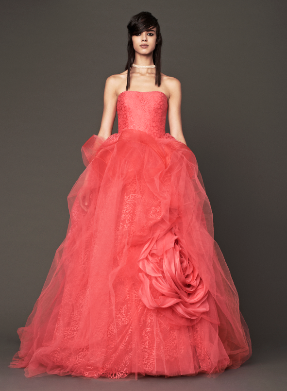 Vera Wang #Wedding Dresses Fall 2014 Collection. To see more: http ...
