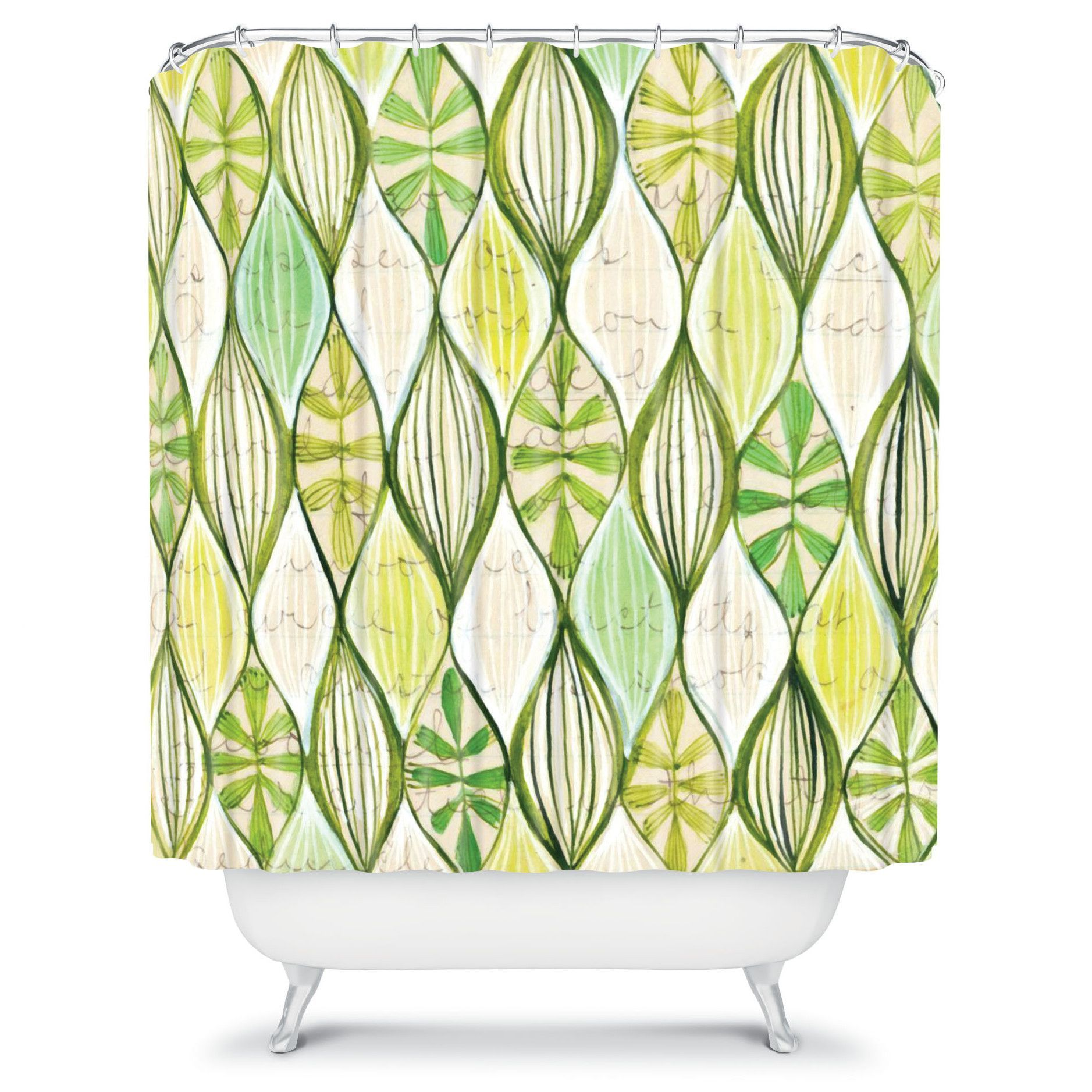 Dille Shower Curtain