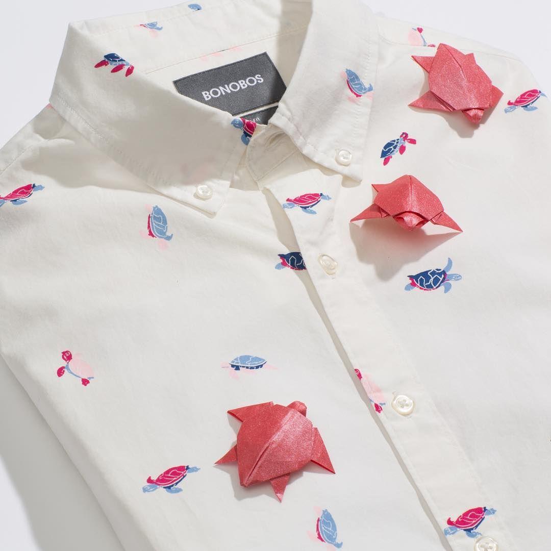 8ec87d15b24e cool printed shirt from @bonobos like the turtles on it #shirt #menswear # mensfashion #bonobos #style #fashion
