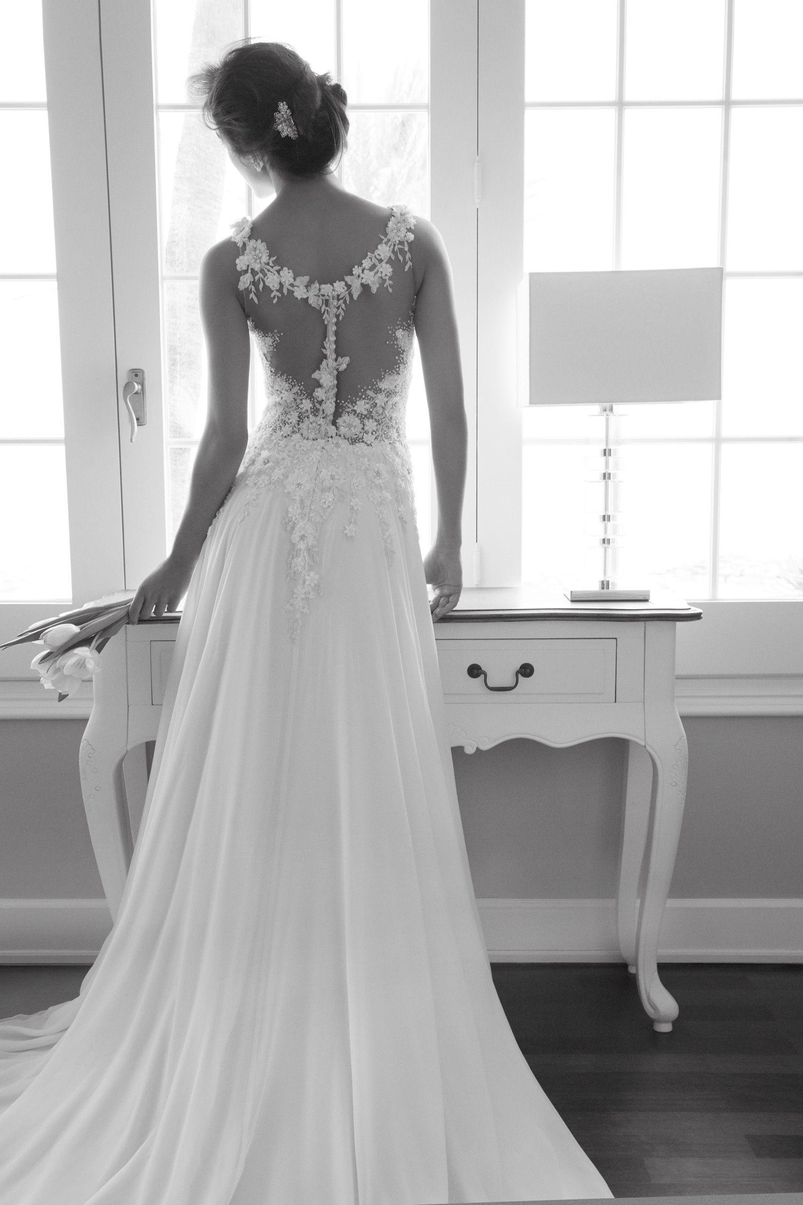 Moda sposa 2018 - Collezione ALESSANDRARINAUDO. LIZZY 070ARAB18642 ...