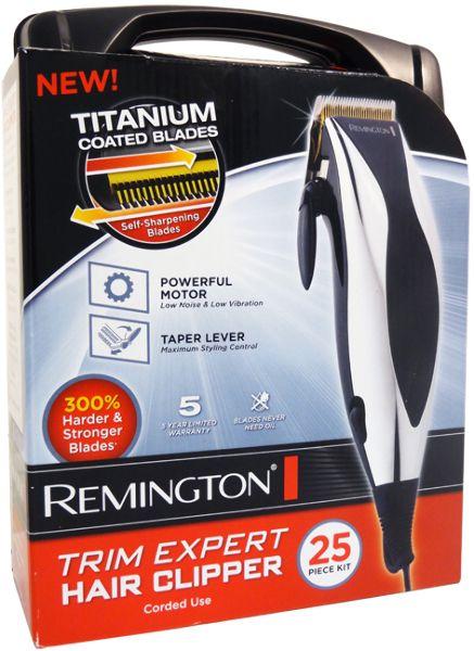 Remington Ceramic Blade Hair Clipper
