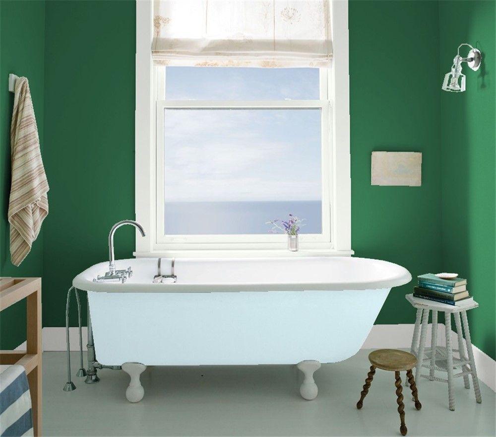 Bathroom 1 in 2020 | Best bathroom paint colors, Bathroom ...