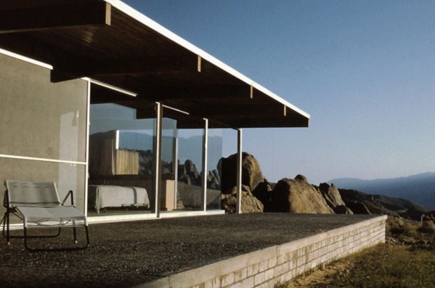 oyler house // richard neutra