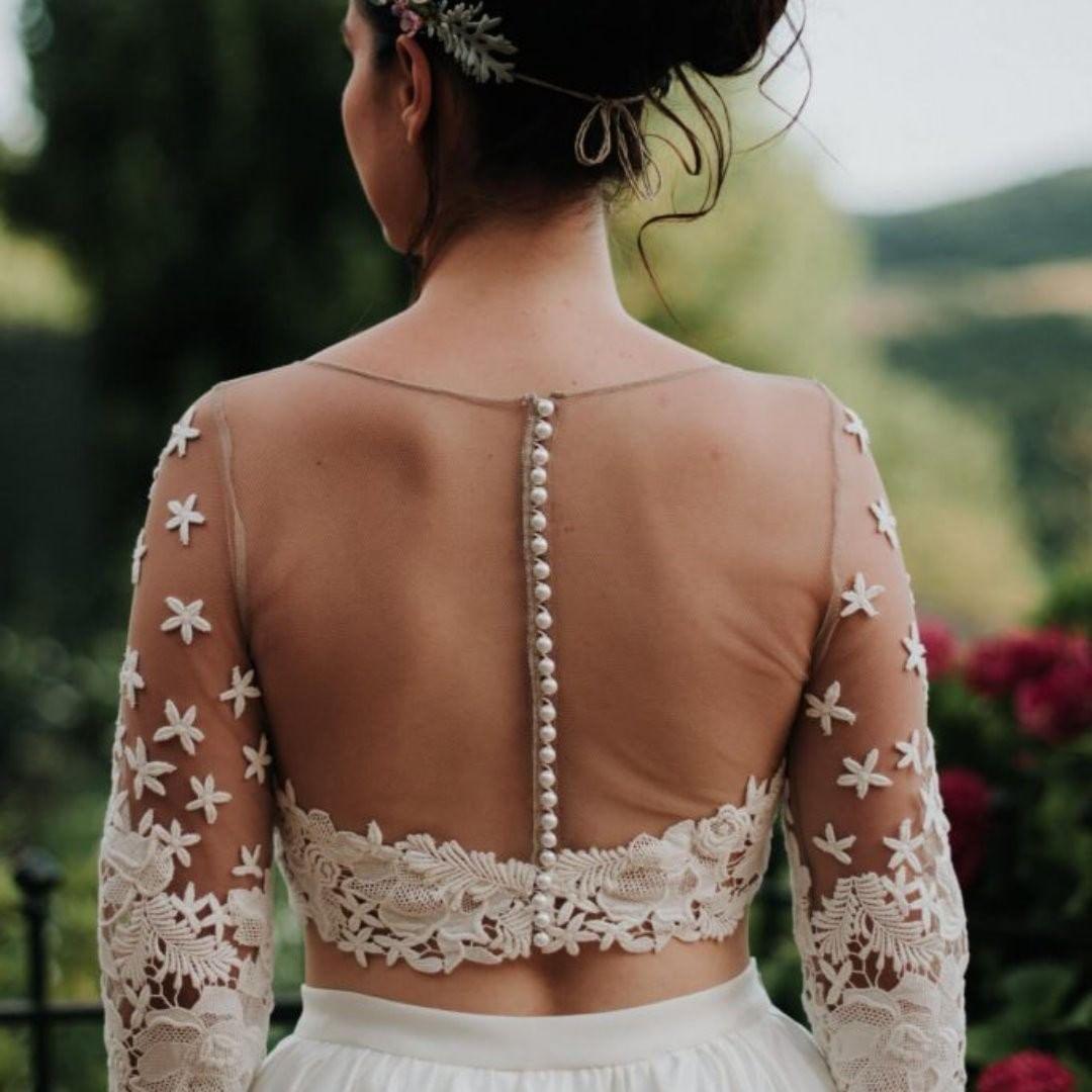 Pin by Tikli on Blouse Designs | Bridal blouse designs