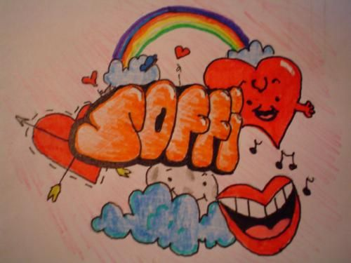 Graffitis De Amor - Buscar Con Google