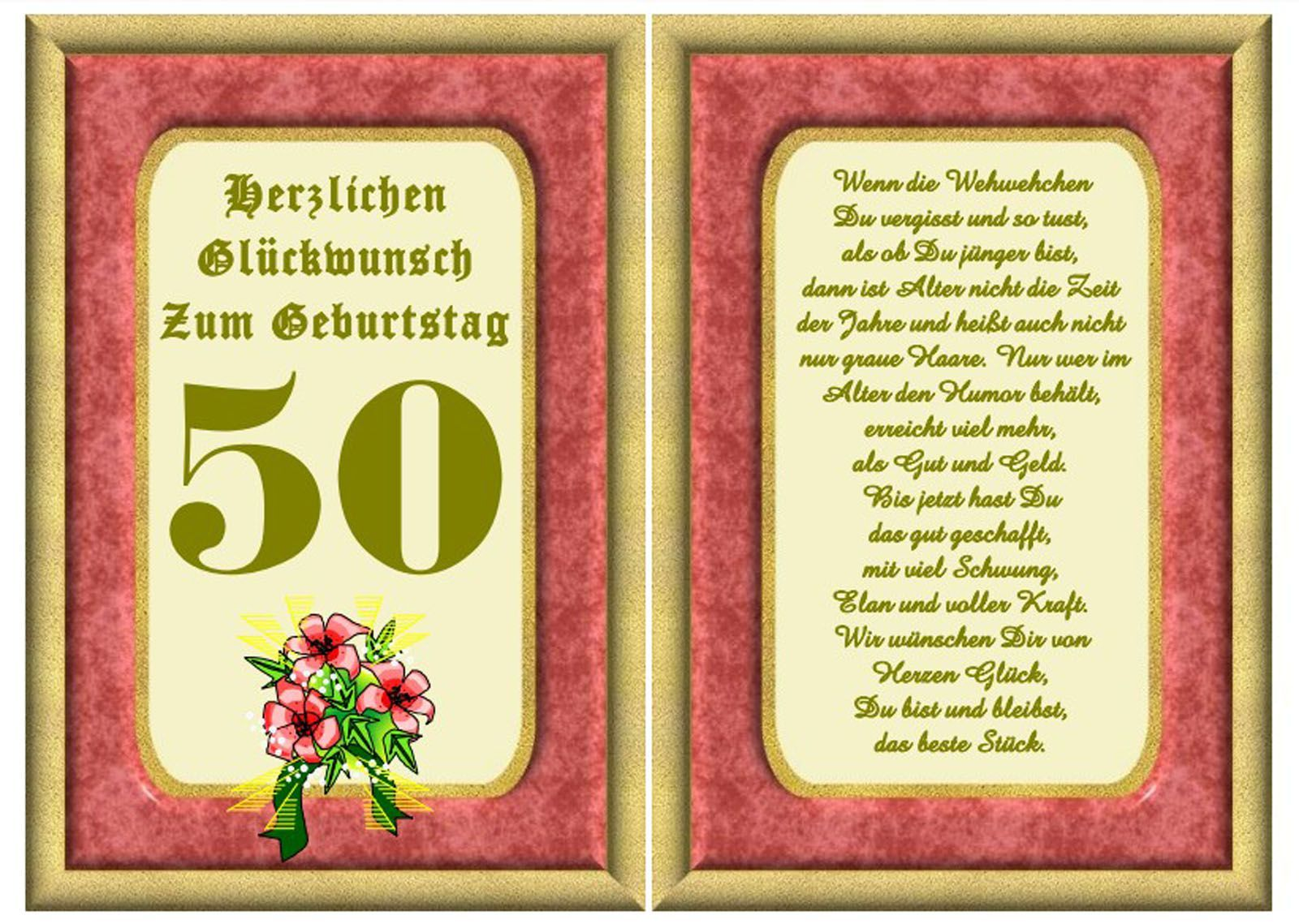 Einladung Geburtstag 50 Bayerisch
