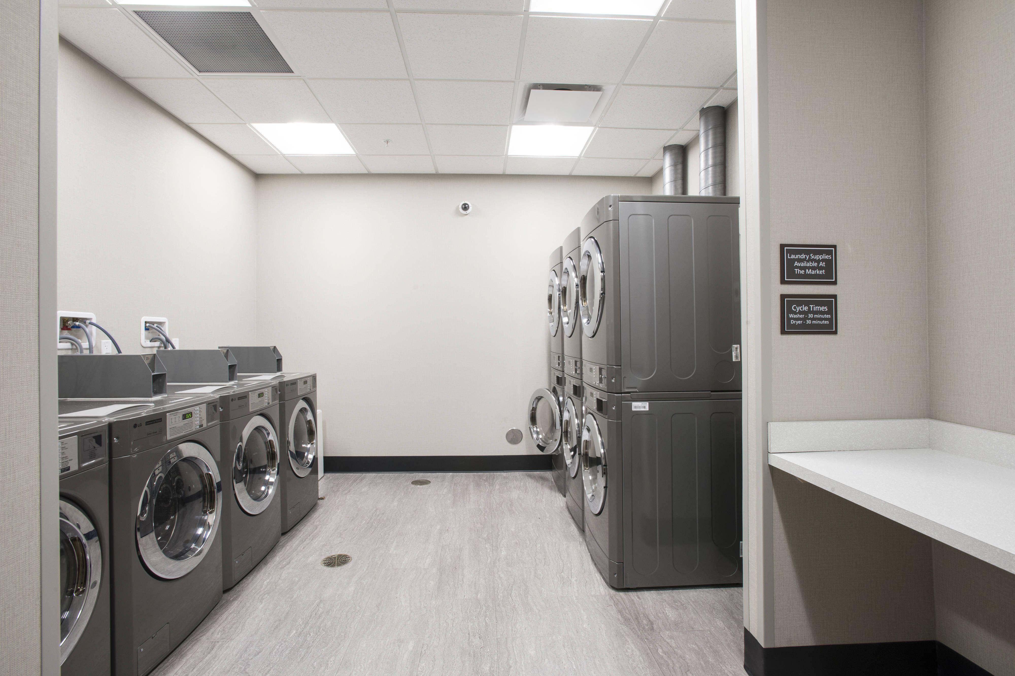 Residence Inn Cincinnati Midtown Rookwood Guest Laundry Relax
