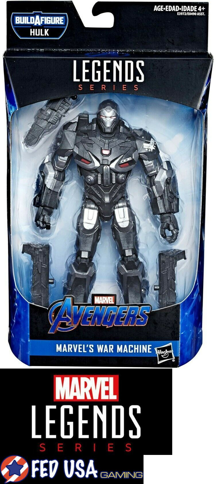 Marvel Legends Avengers Endgame Hulk BAF Wave 2 Set of 7 Brand New NIP