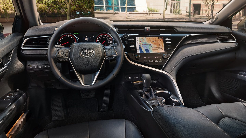 Toyota Camry 2018 Interior >> Toyota Camry 2018 Toyota Camry Toyota Interior Photo