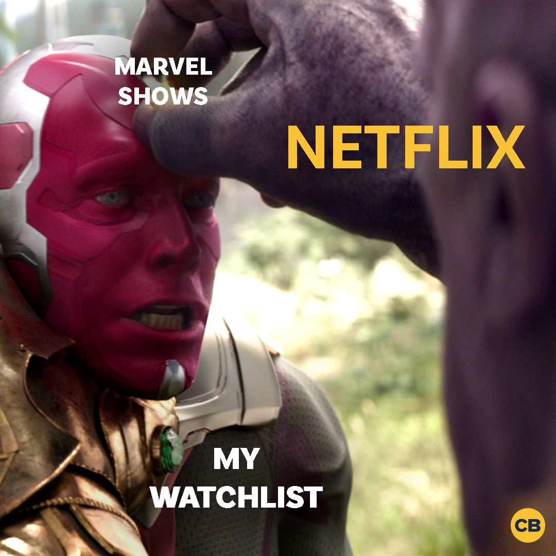 Netflix keeps canceling all our favorite Marvel shows, so